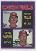 Shelby Miller, Trevor Rosenthal