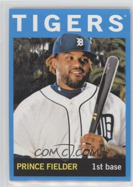 2013 Topps Heritage Wal-Mart Blue #250 - Prince Fielder