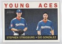 Young Aces (Stephen Strasburg, Gio Gonzalez)