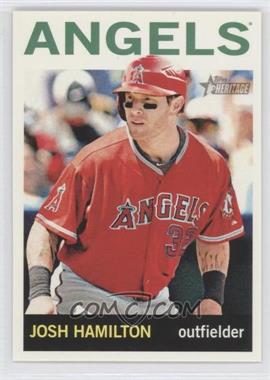 2013 Topps Heritage #246.2 - Josh Hamilton (Action Photo)