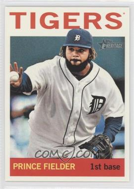 2013 Topps Heritage #250.2 - Prince Fielder (Action Photo)