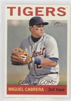 Miguel Cabrera (Action Photo)