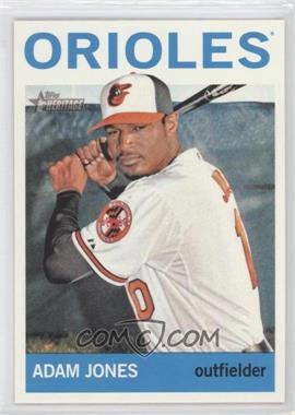 2013 Topps Heritage #433 - Adam Jones