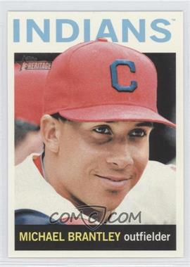 2013 Topps Heritage #436 - Michael Brantley