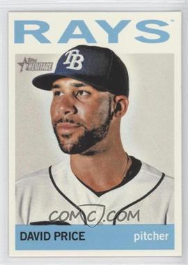 2013 Topps Heritage #458.1 - David Price (Base)
