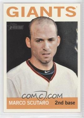 2013 Topps Heritage #461 - Marco Scutaro