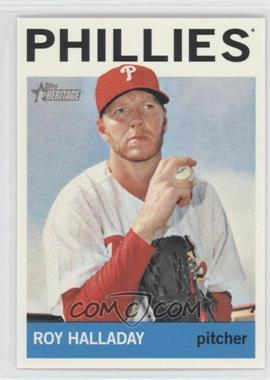 2013 Topps Heritage #462 - Roy Halladay