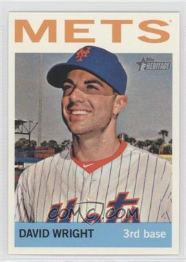 2013 Topps Heritage #465.1 - David Wright (Base)