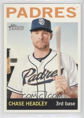2013 Topps Heritage #467.1 - Chase Headley (Base)