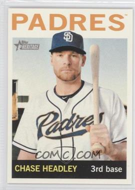 2013 Topps Heritage #467.1 - Chase Headley