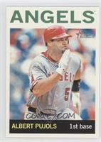 Albert Pujols (Action Photo)