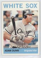 Adam Dunn (Action Photo)