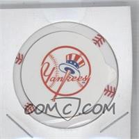 2013 Topps MLB Chipz Gold Team Logo Sticker #ROCA - Robinson Cano