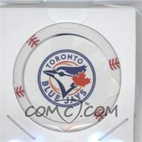 2013 Topps MLB Chipz Silver Team Logo Sticker #N/A - Colby Rasmus