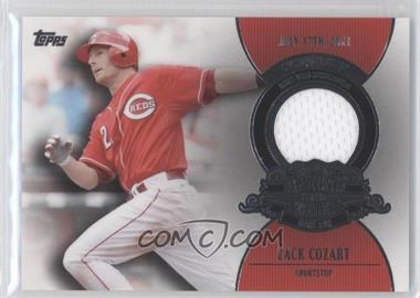 2013 Topps Making Their Mark Relics #MMR-ZC - Zack Cozart