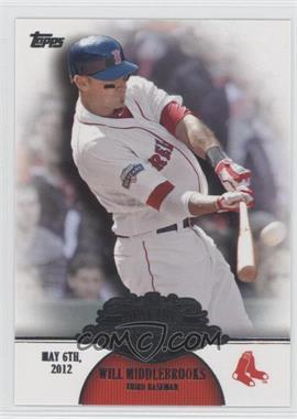 2013 Topps Making Their Mark #MM-16 - Will Middlebrooks