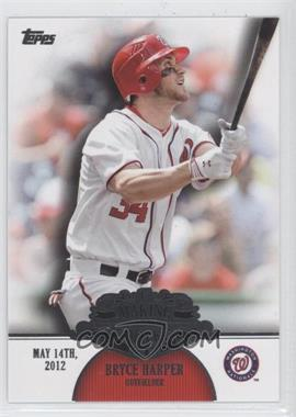 2013 Topps Making Their Mark #MM-19 - Bryce Harper