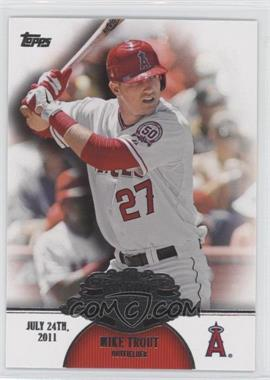 2013 Topps Making Their Mark #MM-2 - Mike Trout