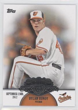 2013 Topps Making Their Mark #MM-20 - Dylan Bundy