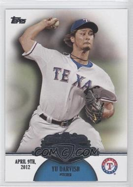 2013 Topps Making Their Mark #MM-22 - Yu Darvish