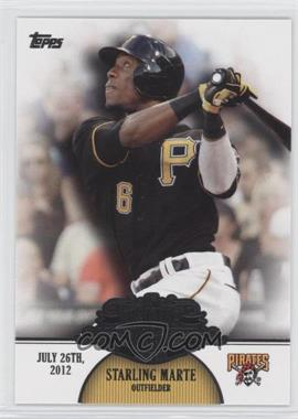 2013 Topps Making Their Mark #MM-33 - Starling Marte