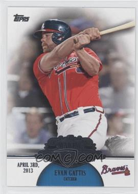 2013 Topps Making Their Mark #MM-45 - Evan Gattis