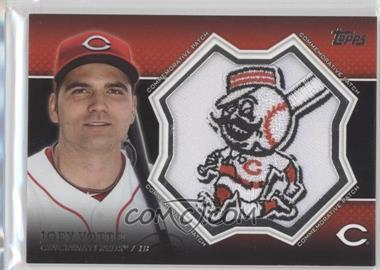 2013 Topps Manufactured Commemorative Patch #CP-25 - Joey Votto