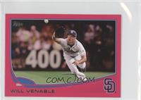 Will Venable /25