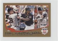 2012 NL Batting Average Leaders (Buster Posey, Andrew McCutchen, Ryan Braun) /62