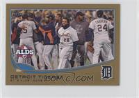 Detroit Tigers Team /62