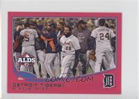 Detroit Tigers Team /25