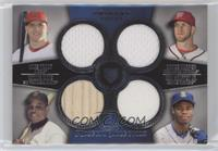 Mike Trout, Bryce Harper, Willie Mays, Ken Griffey Jr. /99