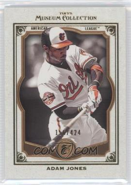 2013 Topps Museum Collection Copper #28 - Adam Jones /424