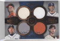 Matt Cain, David Price, Justin Verlander, Madison Bumgarner /75