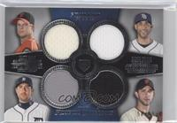 David Price, Justin Verlander, Matt Cain, Madison Bumgarner /99