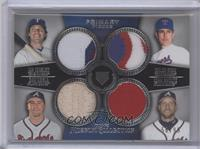 Ian Kinsler, Nolan Ryan, Dan Uggla, Joe Smith /99