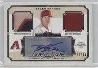 Tyler Skaggs /299