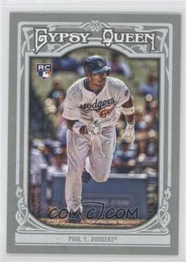 2013 Topps National Convention Gypsy Queen #NCC-YP - Yasiel Puig
