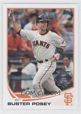 2013 Topps National League All Star Team - [Base] #NL-12 - Buster Posey
