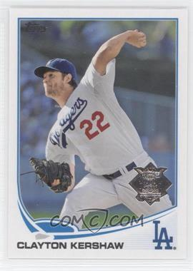 2013 Topps National League All Star Team - [Base] #NL-3 - Clayton Kershaw