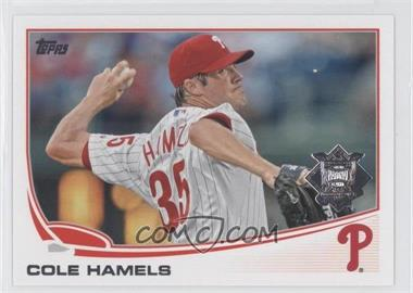 2013 Topps National League All Star Team #NL-11 - Cole Hamels
