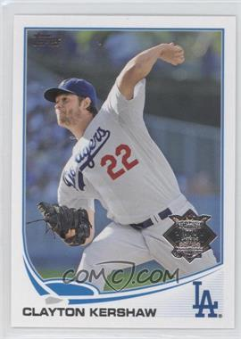 2013 Topps National League All Star Team #NL-3 - Clayton Kershaw