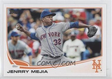 2013 Topps New York Mets - [Base] #NYM-11 - Jenrry Mejia
