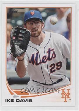2013 Topps New York Mets #NYM-4 - Ike Davis