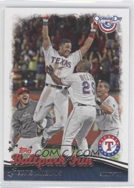 2013 Topps Opening Day - Ballpark Fun #BF-16 - Elvis Andrus