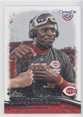 2013 Topps Opening Day Ballpark Fun #BF-19 - Brandon Phillips