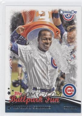 2013 Topps Opening Day Ballpark Fun #BF-20 - Alfonso Soriano