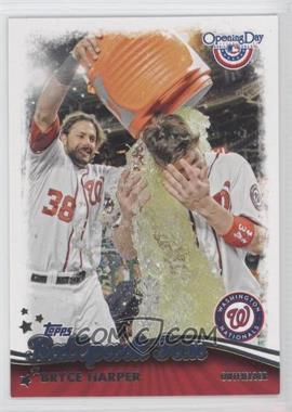 2013 Topps Opening Day Ballpark Fun #BF-9 - Bryce Harper