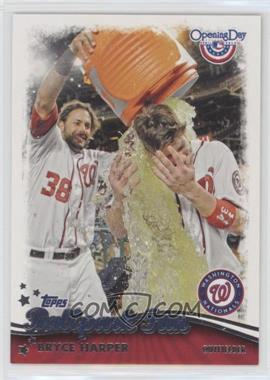 2013 Topps Opening Day Ballpark Fun #BF-9 - Bryce Harper