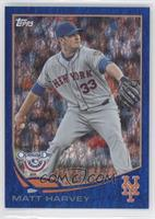 Matt Harvey /2013